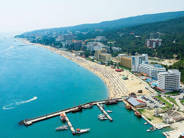 Транспорт от летища до курорти - Златни Пясъции, Варна, Албена