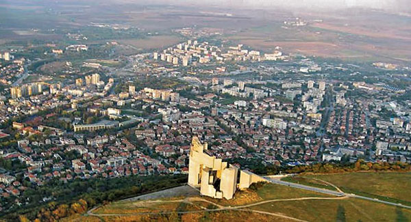 grad Shumen - град Шумен