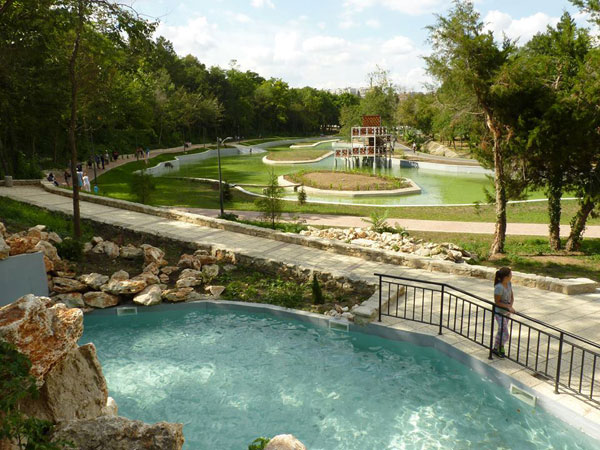 Природен парк - Добрич