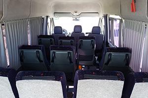 такси транспорт Русе Букурещ до 12 пътника